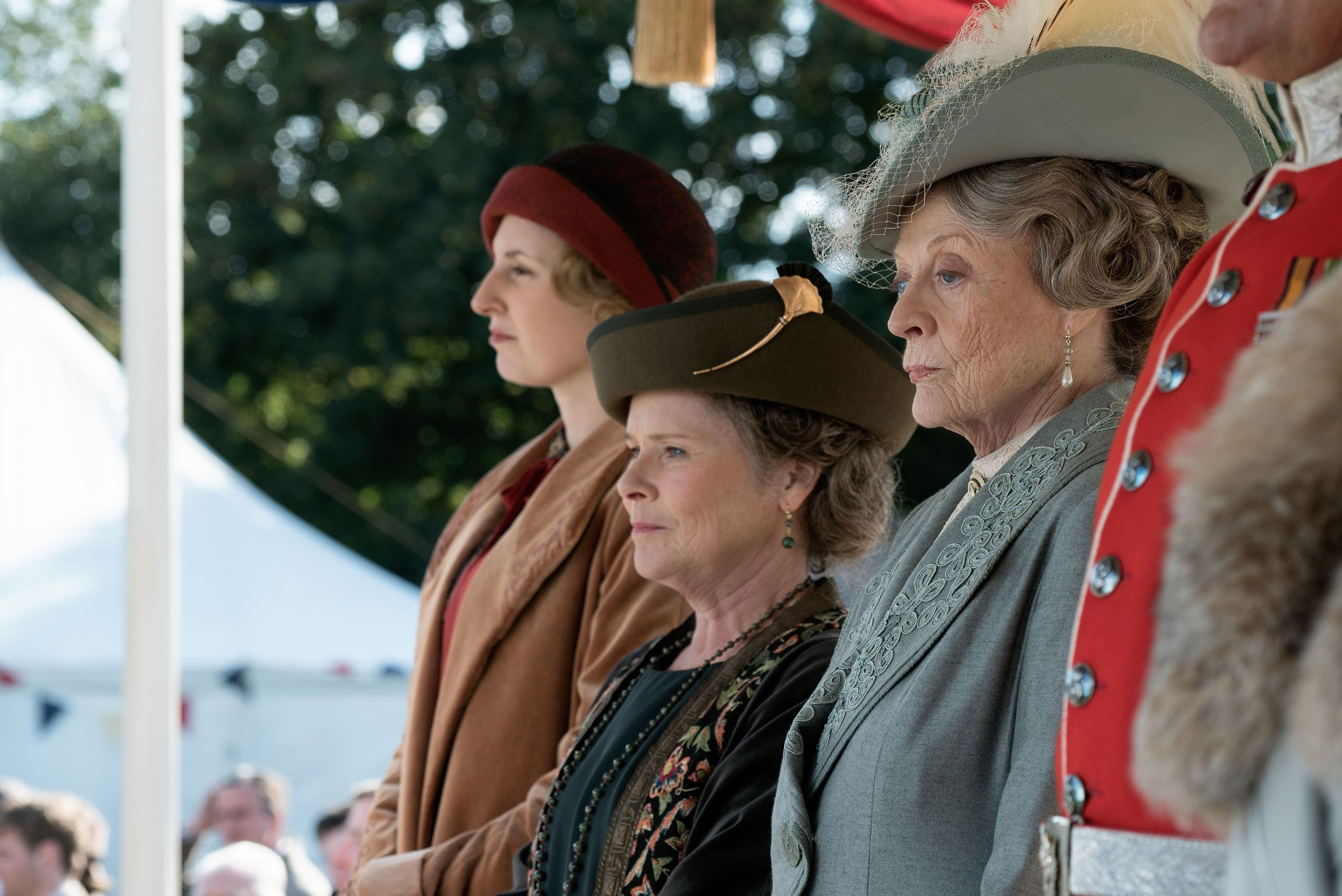 Does Maggie Smith's Dowager Countess Die in the Downton Abbey?