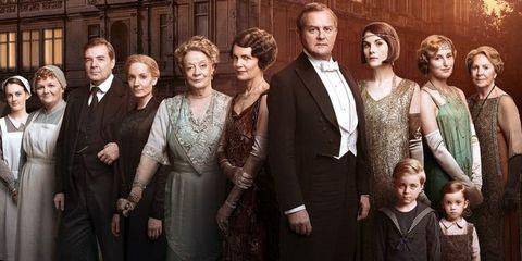 Downton Abbey the film