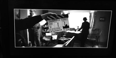 Rodaje de 'Downton Abbey'