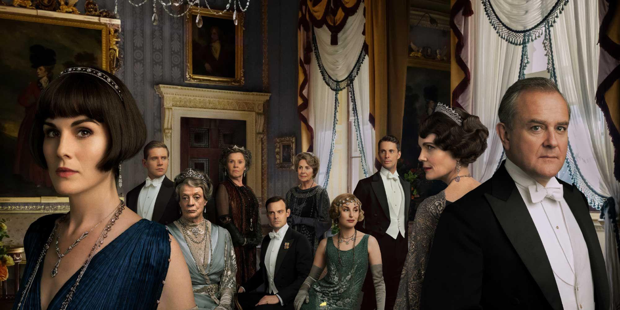 'Downton Abbey' supera a 'Érase una vez… en Hollywood' en preventa