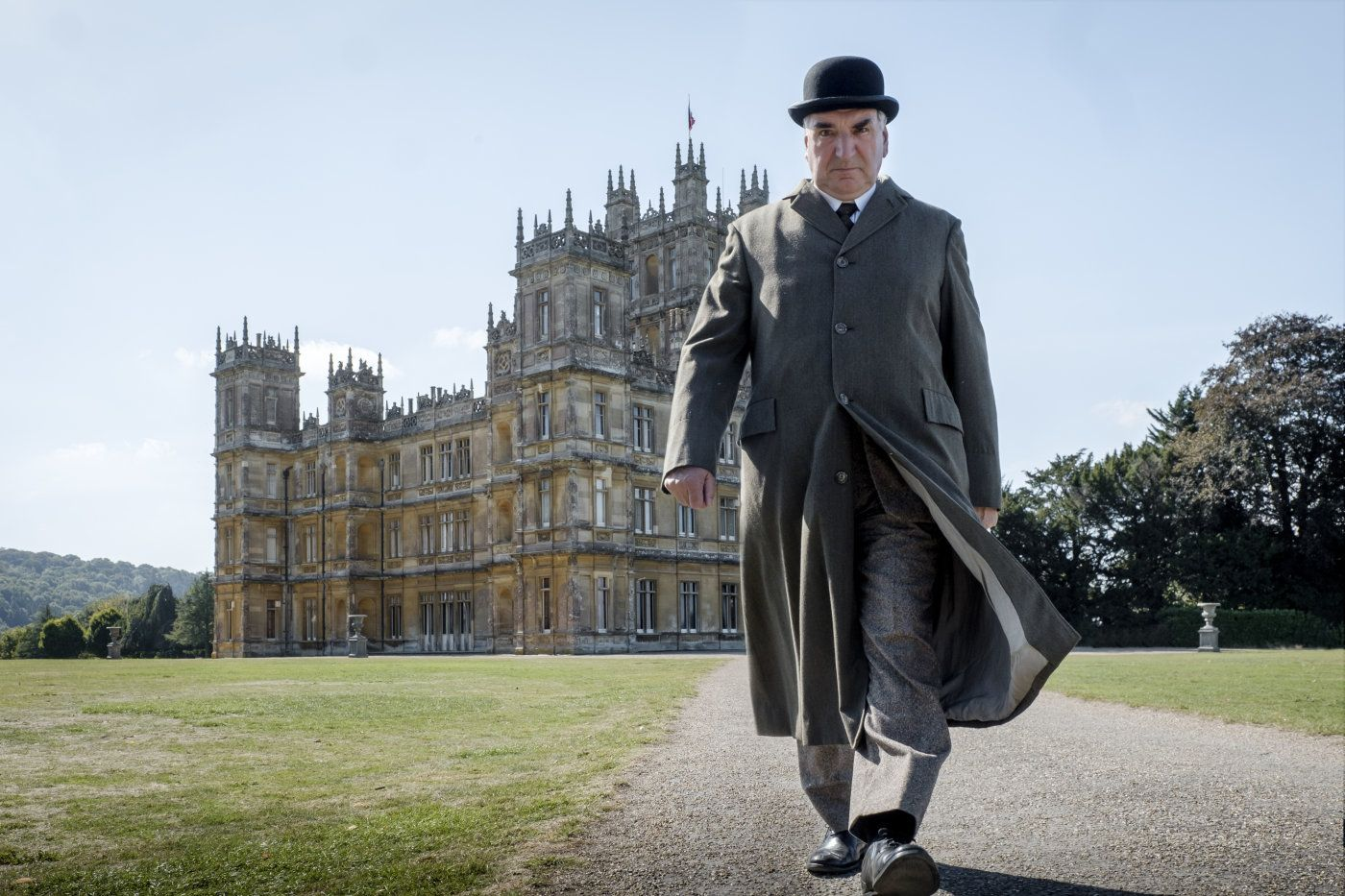 """Downton Abbey movie was a """"logistical nightmare"""" because the cast became too famous"""