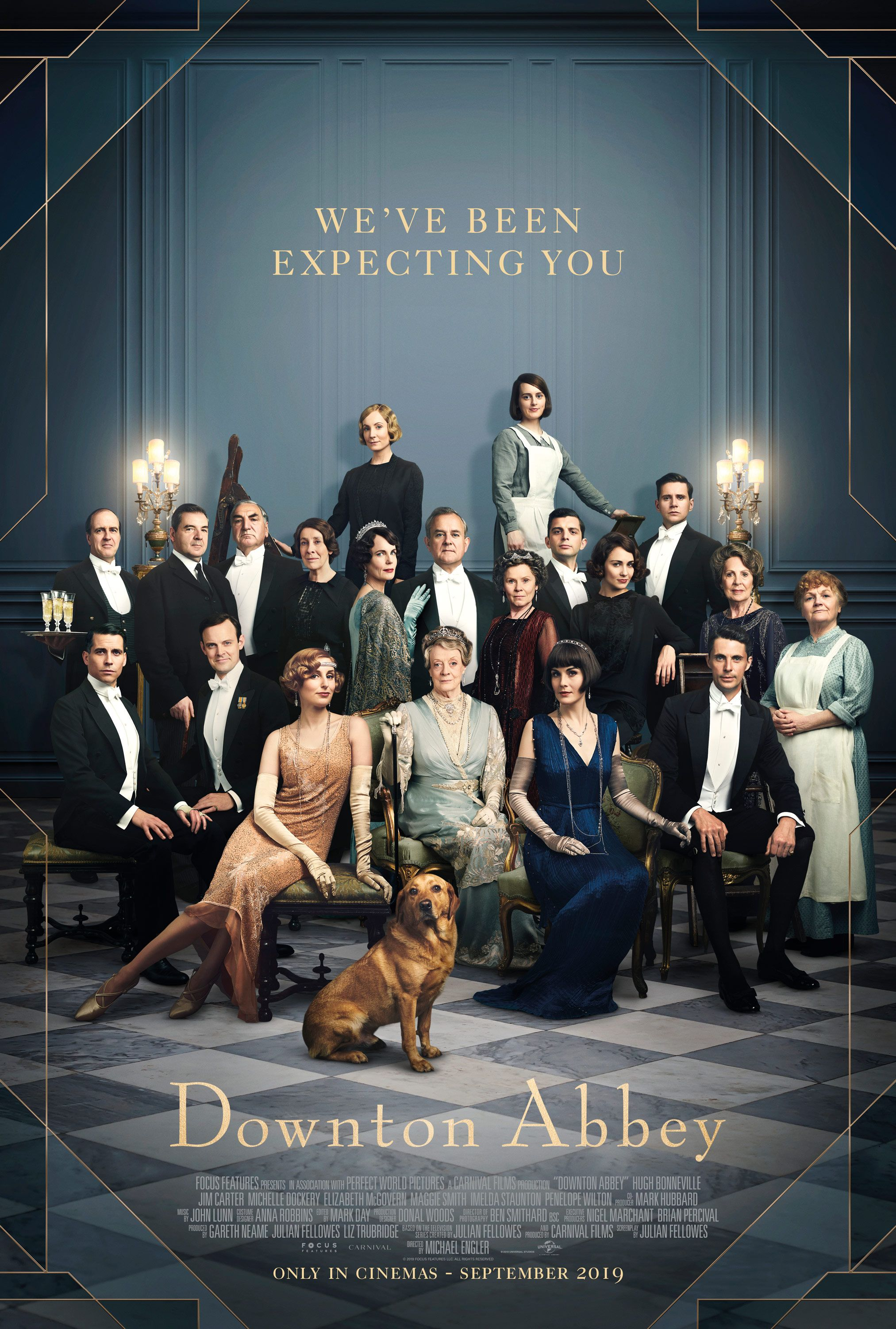 Downton Abbey creator reveals if there'll be another film