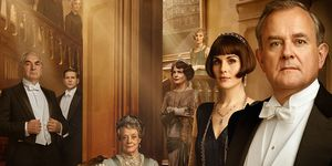 downton abbey pelicula