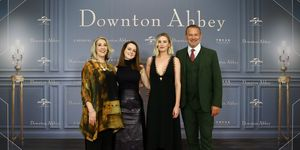 Photocall Downton Abbey