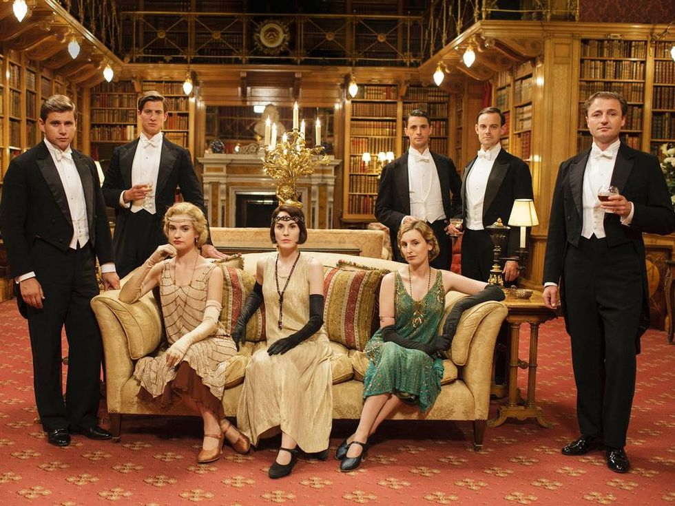 30 Things You Didn T Know About Downton Abbey Downton Abbey Facts