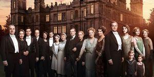 Downton Abbey, film, terug, serie, nu echt, reünie, eindelijk, originele cast