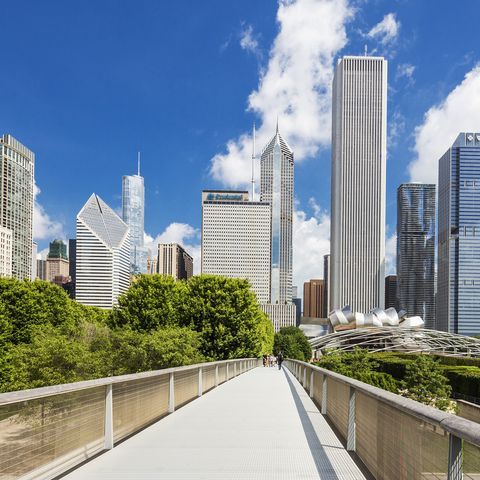 best walking route chicago
