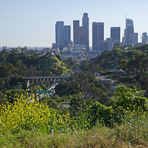 best walking trail Los Angeles