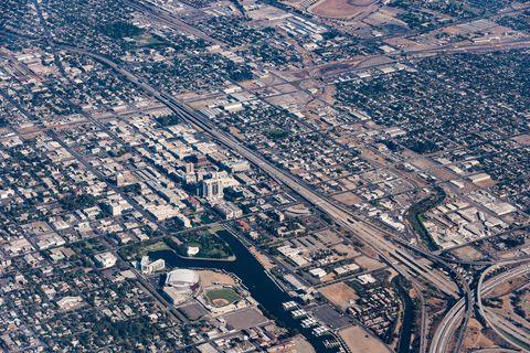 Downtown Stockton California