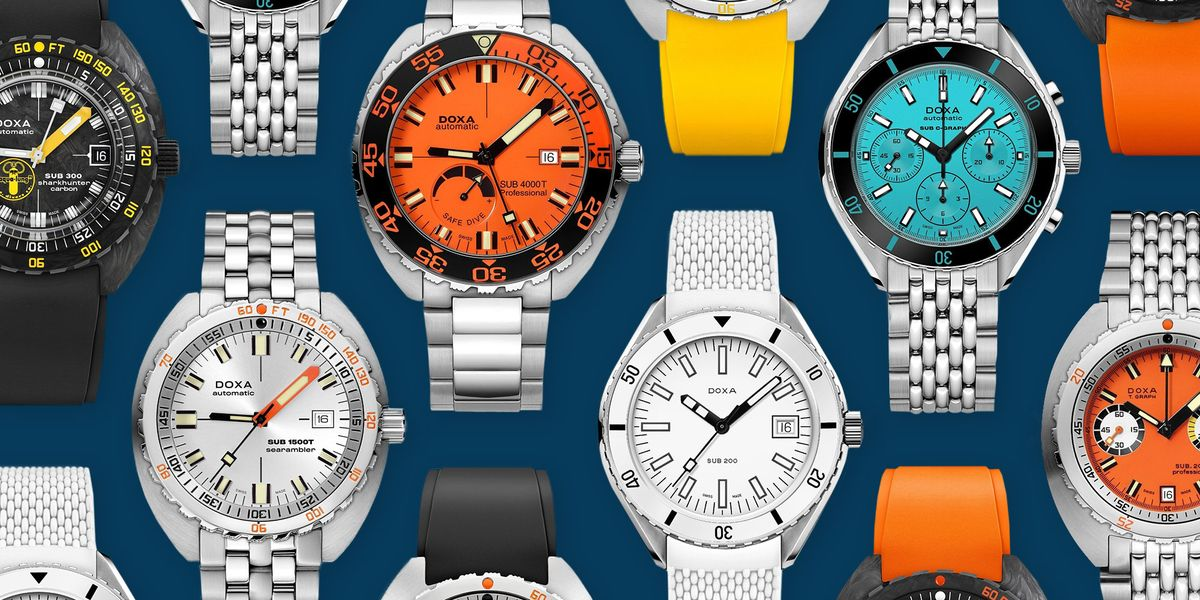 The Complete Buying Guide to Doxa Watches
