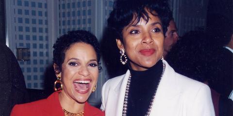 SistersPhylicia Rashad and Debbie Allen