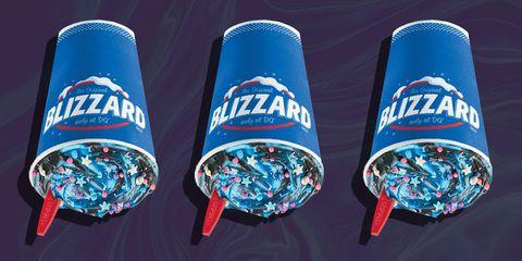 DQ Zero Gravity Blizzard