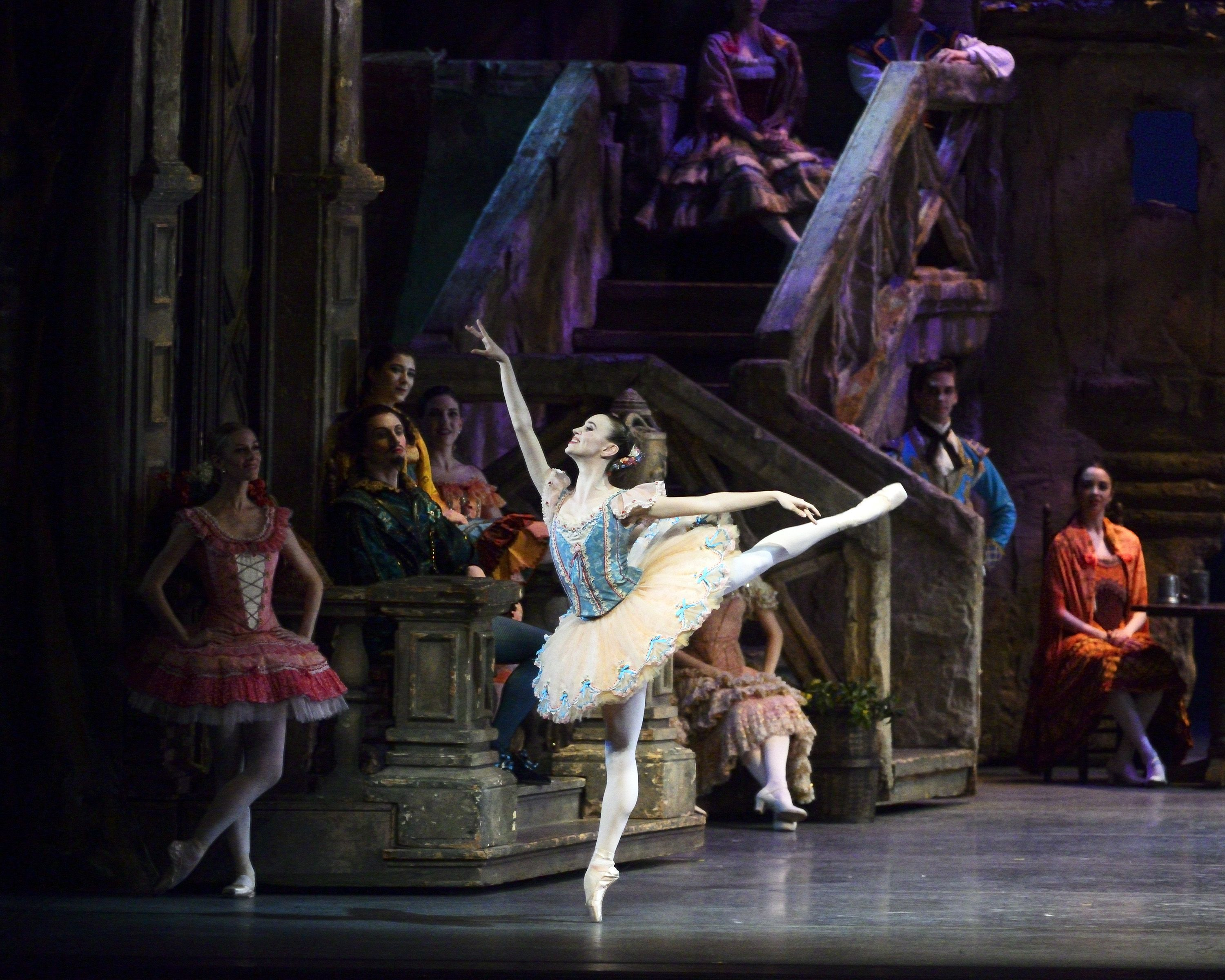 What American Ballet Theatre's' Skylar Brandt Eats In A Day