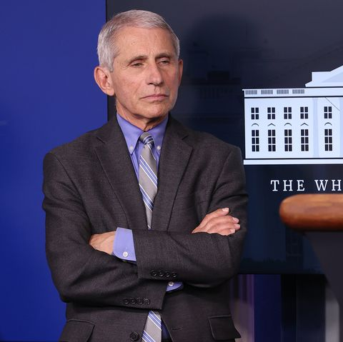White House Coronavirus Task Force Holds Daily Briefing At The White House