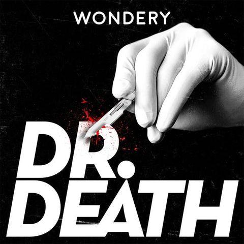 dr death podcast art