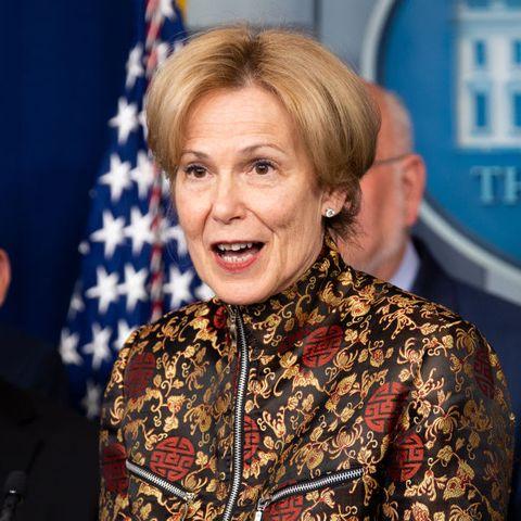 Who Is Dr Deborah Birx All About The Woman Fighting Coronavirus