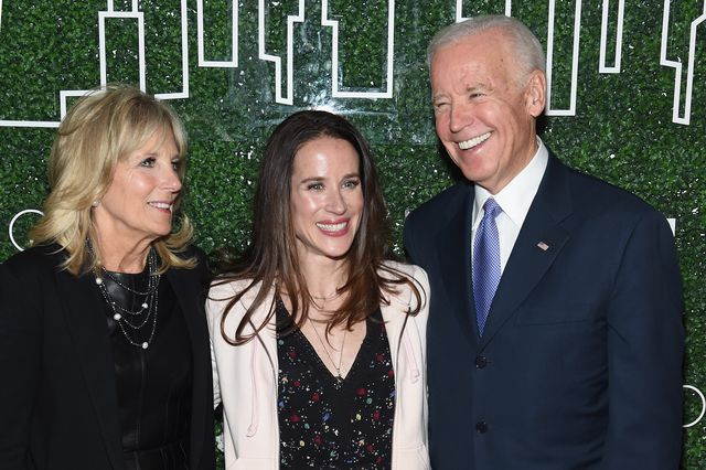 gilt and ashley biden celebrate launch of exclusive livelihood collection at spring place