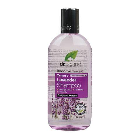 dr organic lavendel shampoo natuurlijk