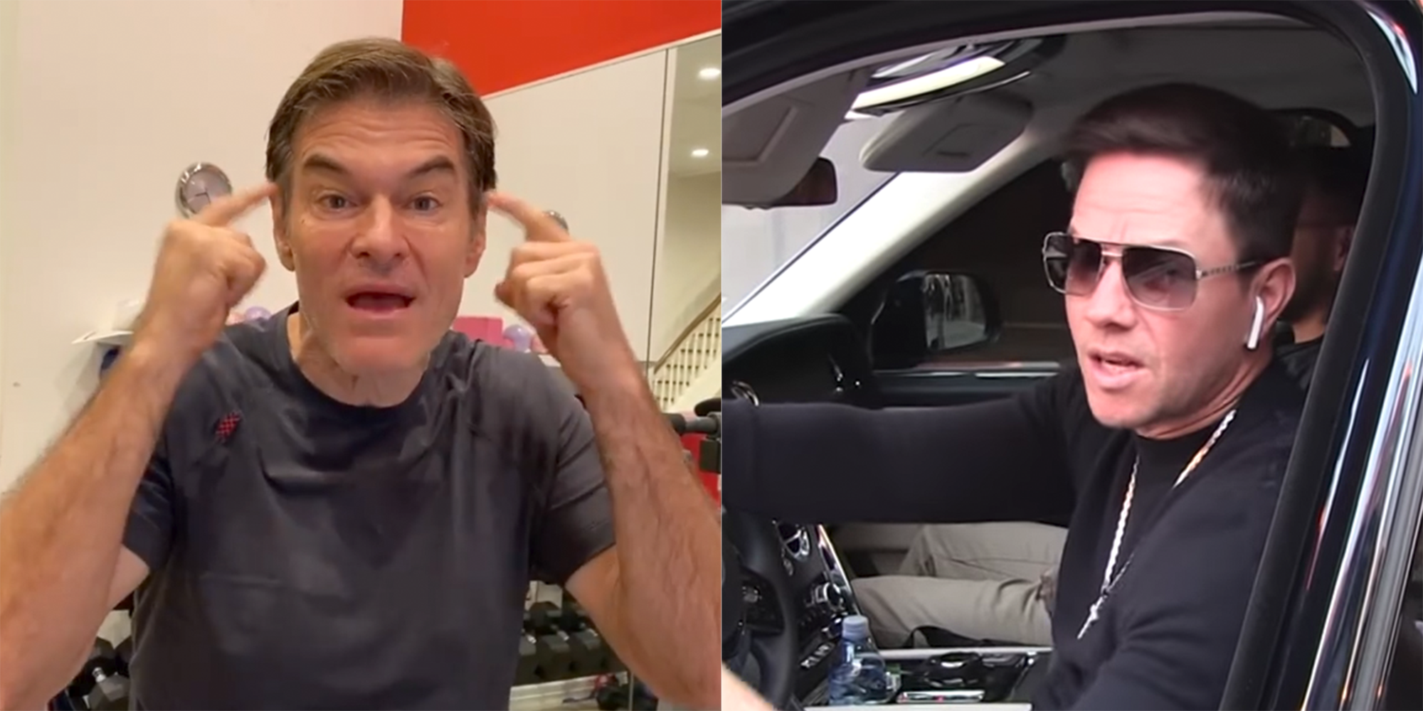 Dr. Oz Says We Should Cancel Breakfast, But Mark Wahlberg Thinks It's a Terrible Idea
