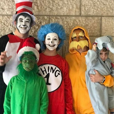 Family Of 4 Halloween Costumes 2019.30 Best Family Costume Ideas For Halloween 2019 Cute