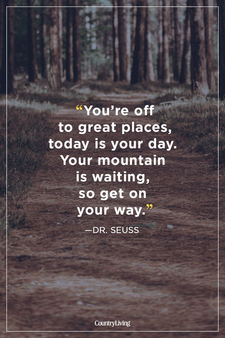 20 Inspirational Hiking Quotes - Best Sayings About Hiking
