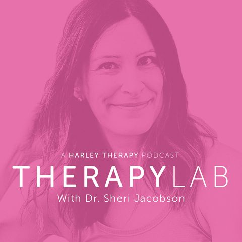 therapy lab podcast