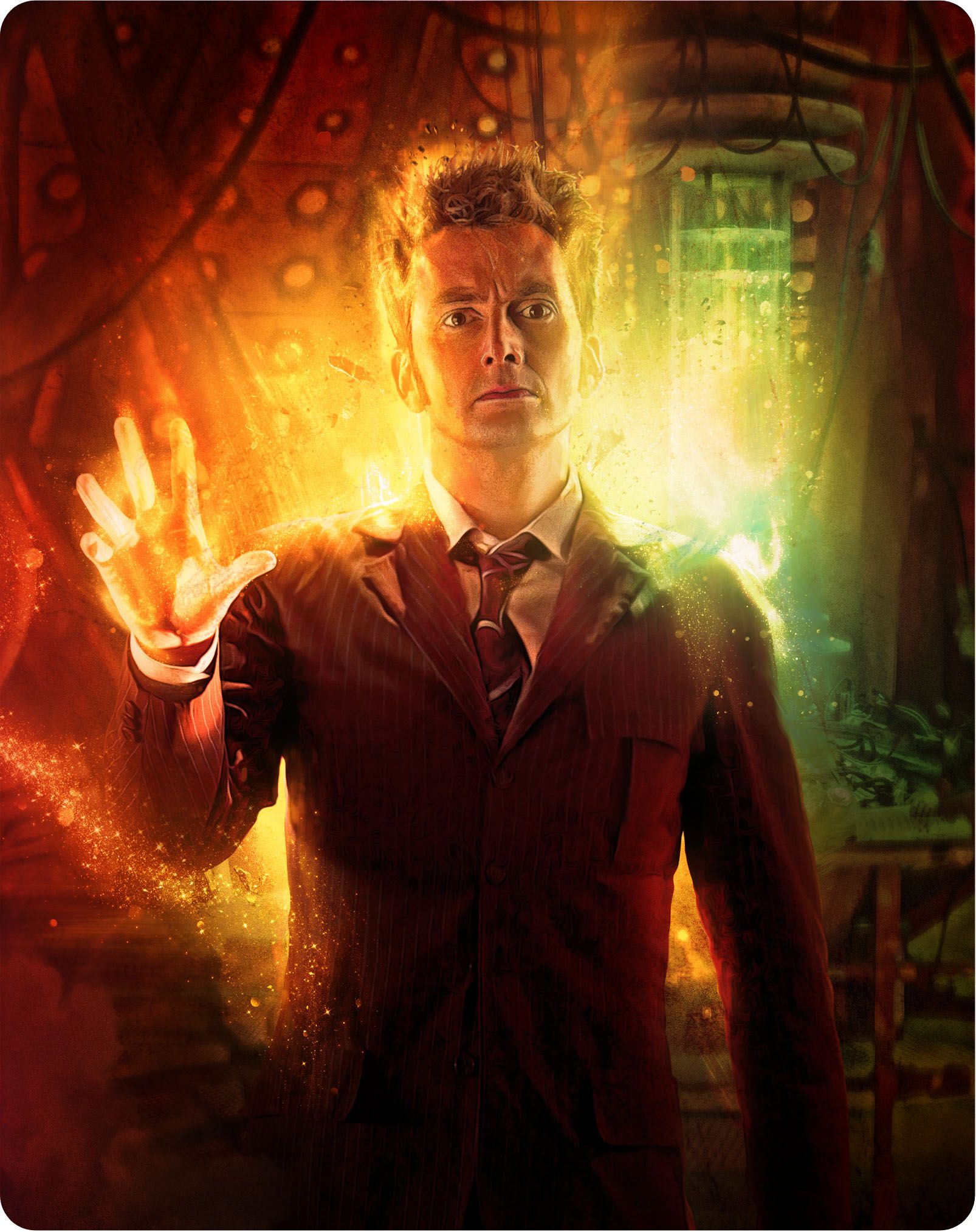 David Tennant's final Doctor Who episodes to get special edition re-release