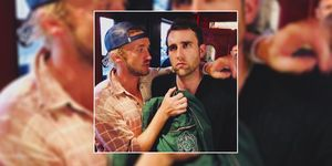 Harry Potter fans are loving the mini reunion between Neville Longbottom and Draco Malfoy