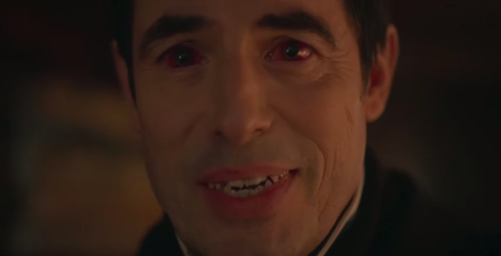 Dracula DVD and Blu-ray release date confirmed and here's how you can pre-order