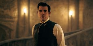 Claes Bang in BBC One's Dracula