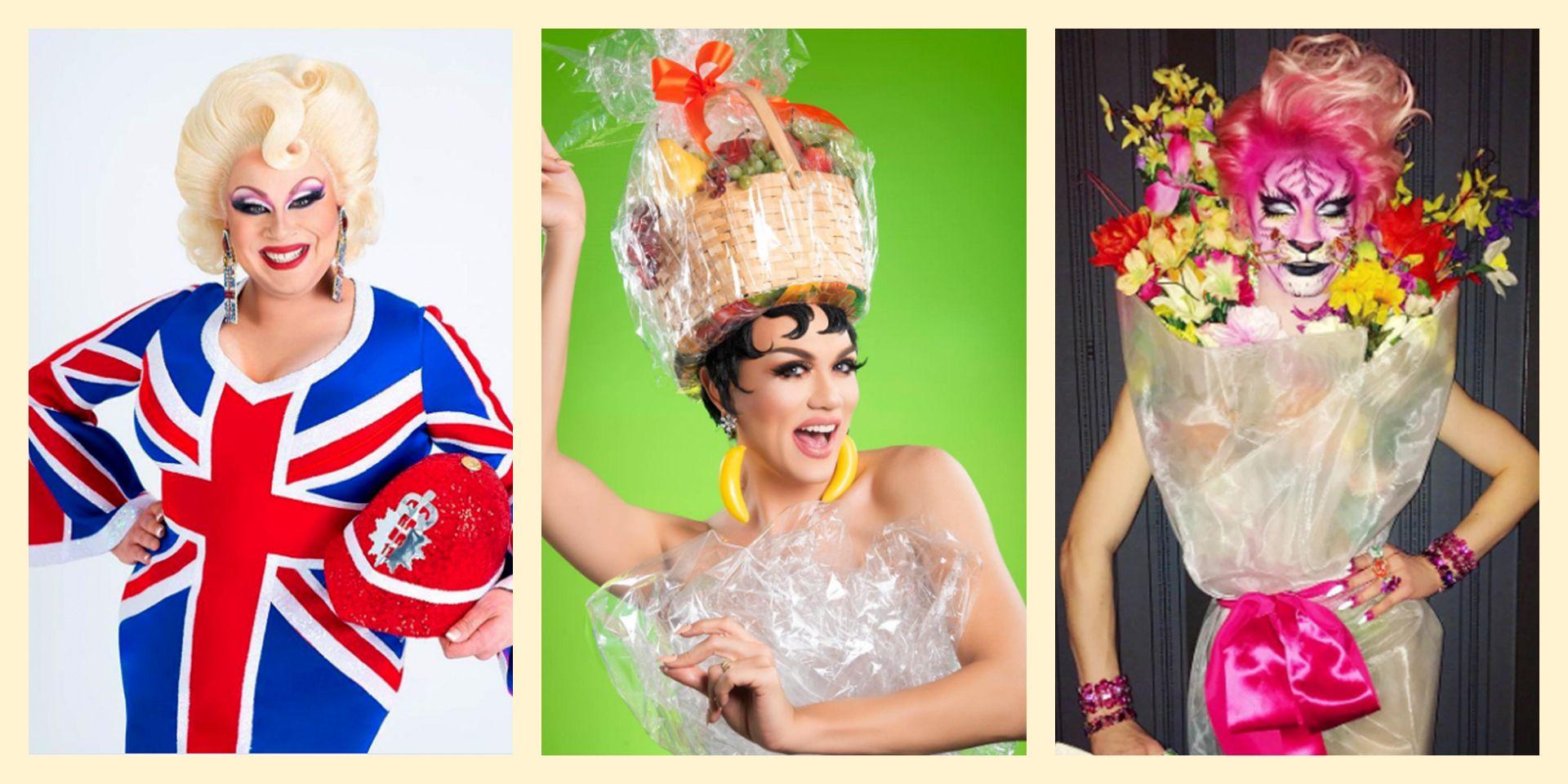 9da680e9bed 15 Best Drag Queen Makeup Looks 2019 – Halloween Costume and Makeup ...
