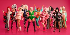 Ru Paul's Drag Race UK line up