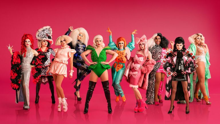 First look RuPaul UK