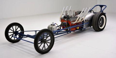 1963 Slingshot dragster