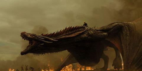 Dragon, Cg artwork, Extinction, Dinosaur, Wildlife, Fictional character, Mythology,