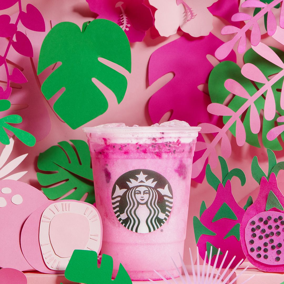 Starbucks Has New Summer Frappuccinos and We're Drooling