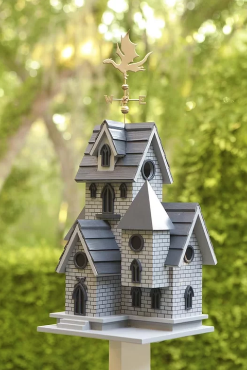 21 Unique Birdhouses Decorative Bird Houses