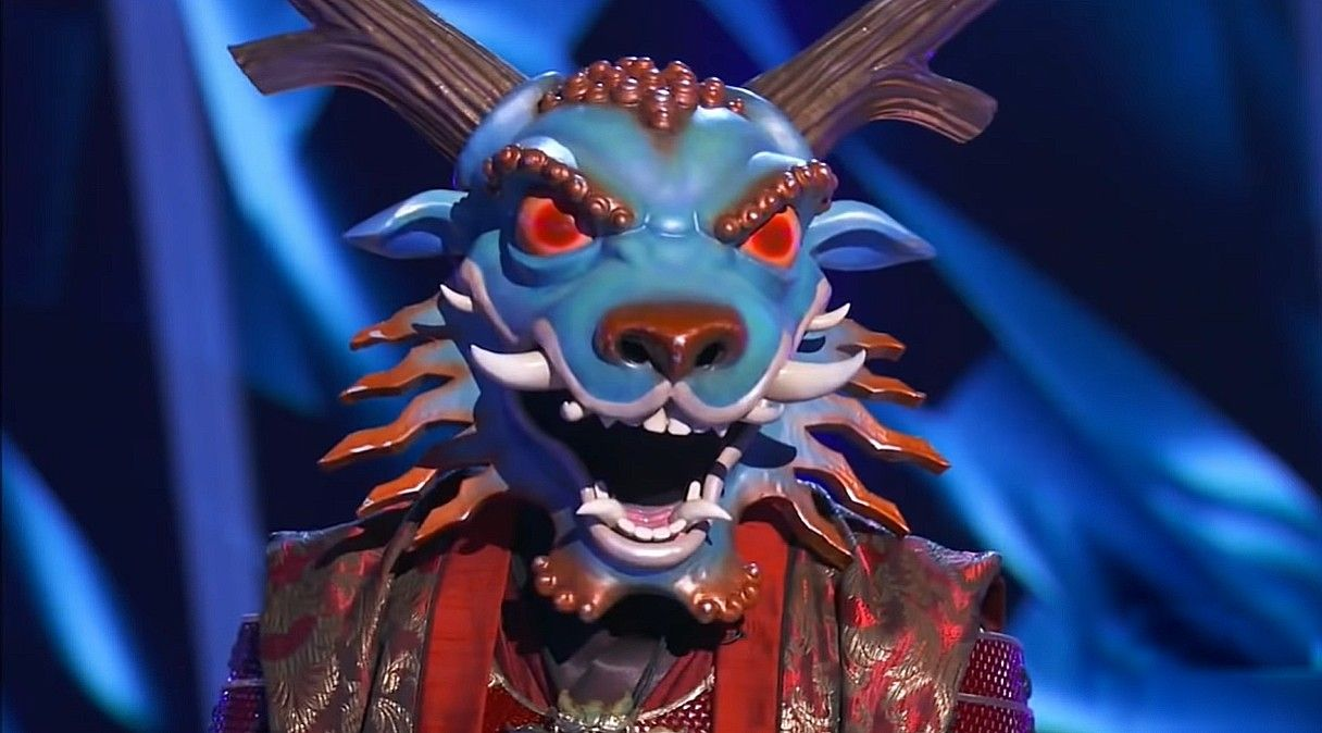 The Masked Singer US Unveils The Dragon In First Episode