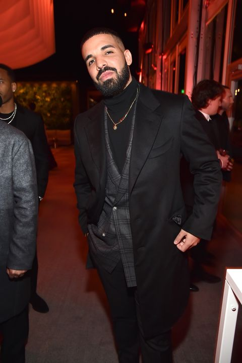 Drake Relationship with Sophie Brussaux - Drake Opens Up About Being