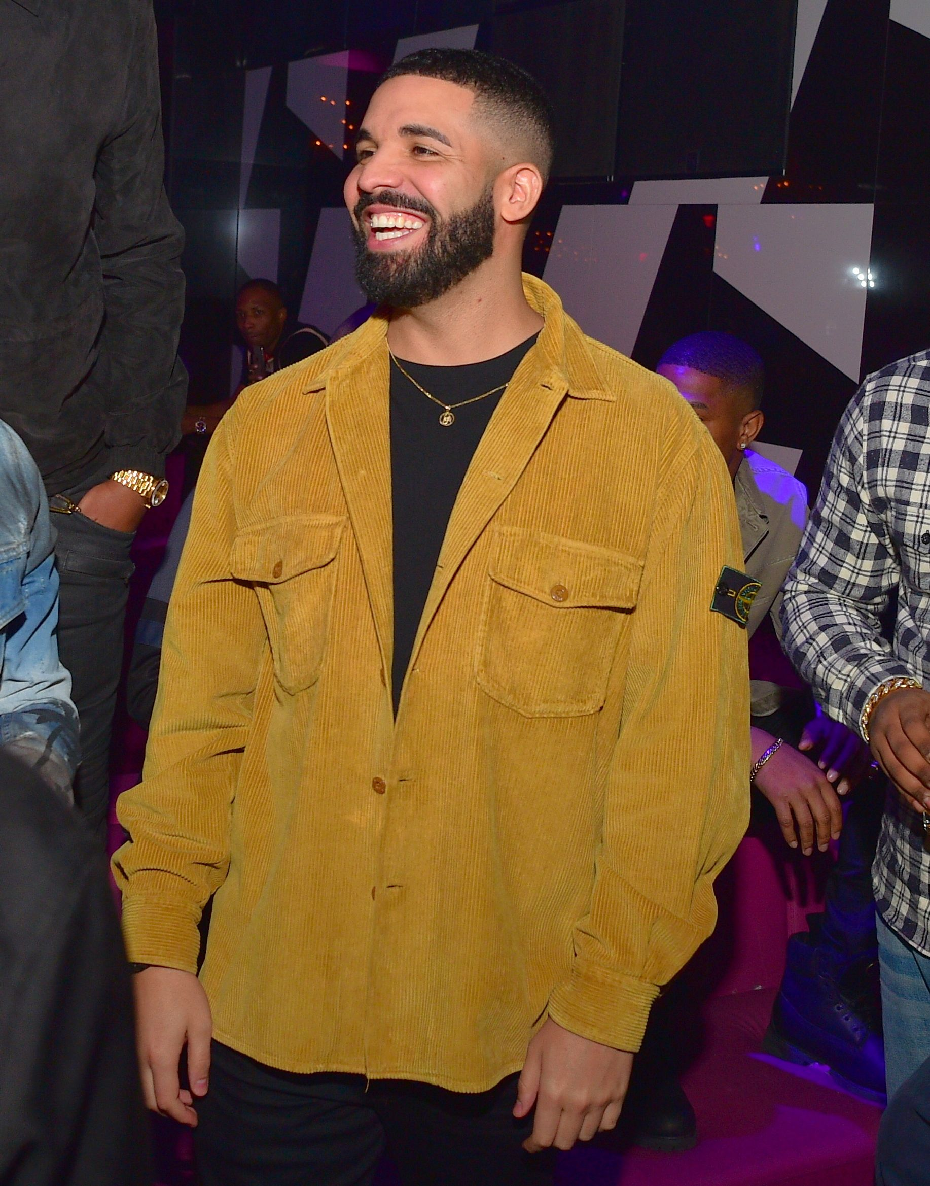 Drake Admits He Is Father of Sophie Brussaux's Son on New Album