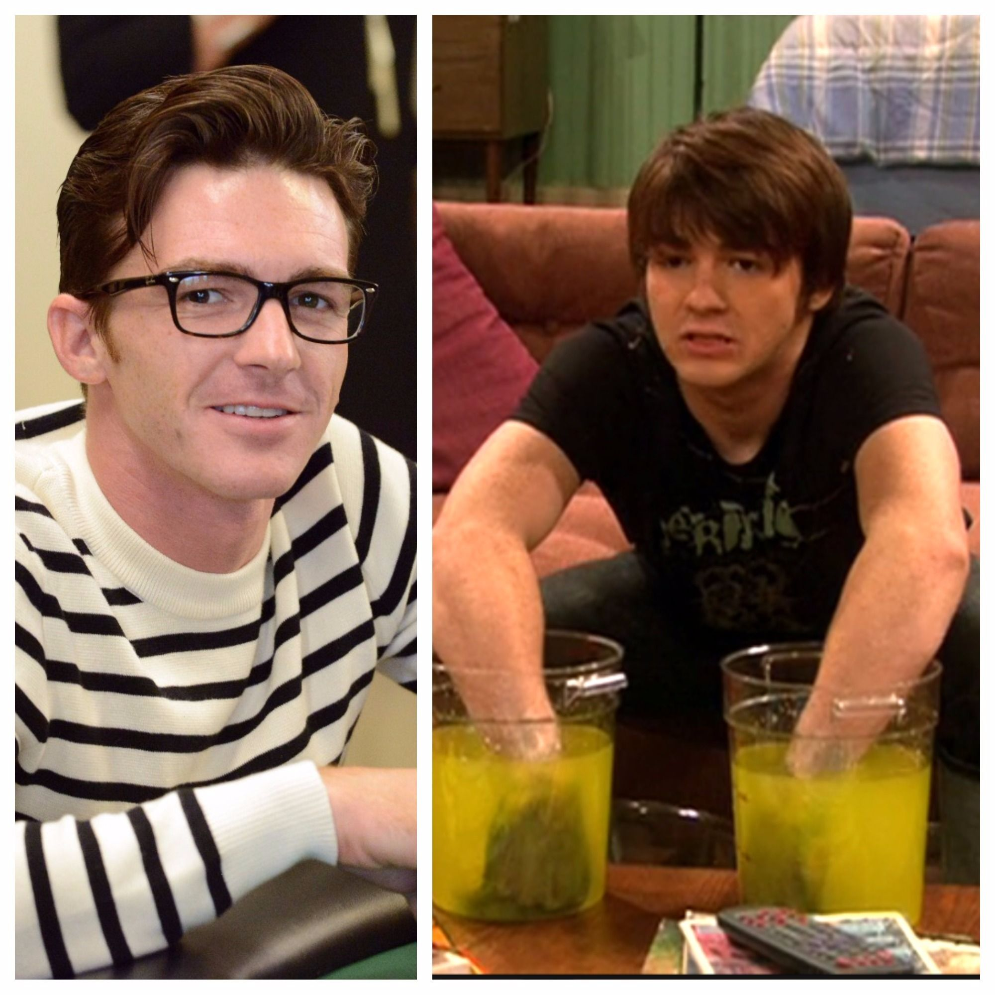drake bell s epic drake josh reference is better than owning a