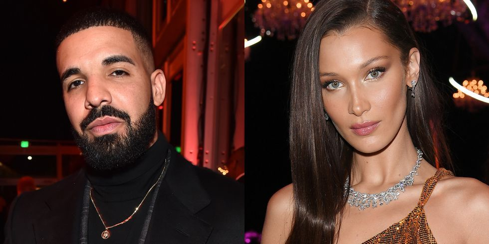 All Of Drake S Bella Hadid Romance References In Finesse