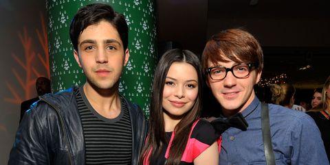 Josh Peck, Miranda Cosgrove, Drake Bell