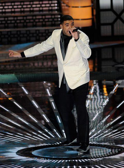 What Drake wore to MTV VMAs 2010