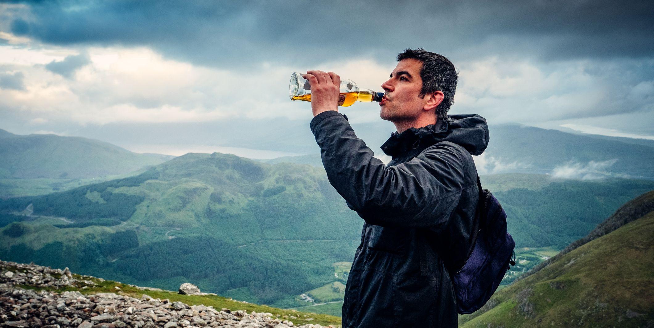 Dramathon is dé loopwedstrijd voor echte whisky-liefhebbers