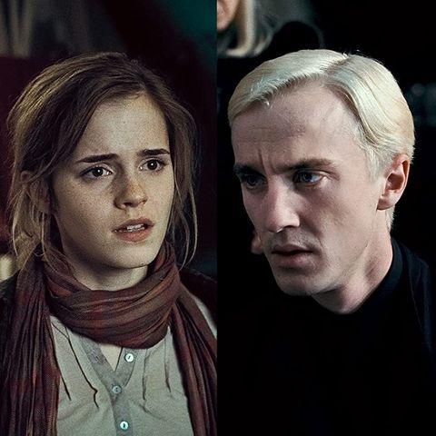 Mit hermine sex Hermione Granger/Ginny