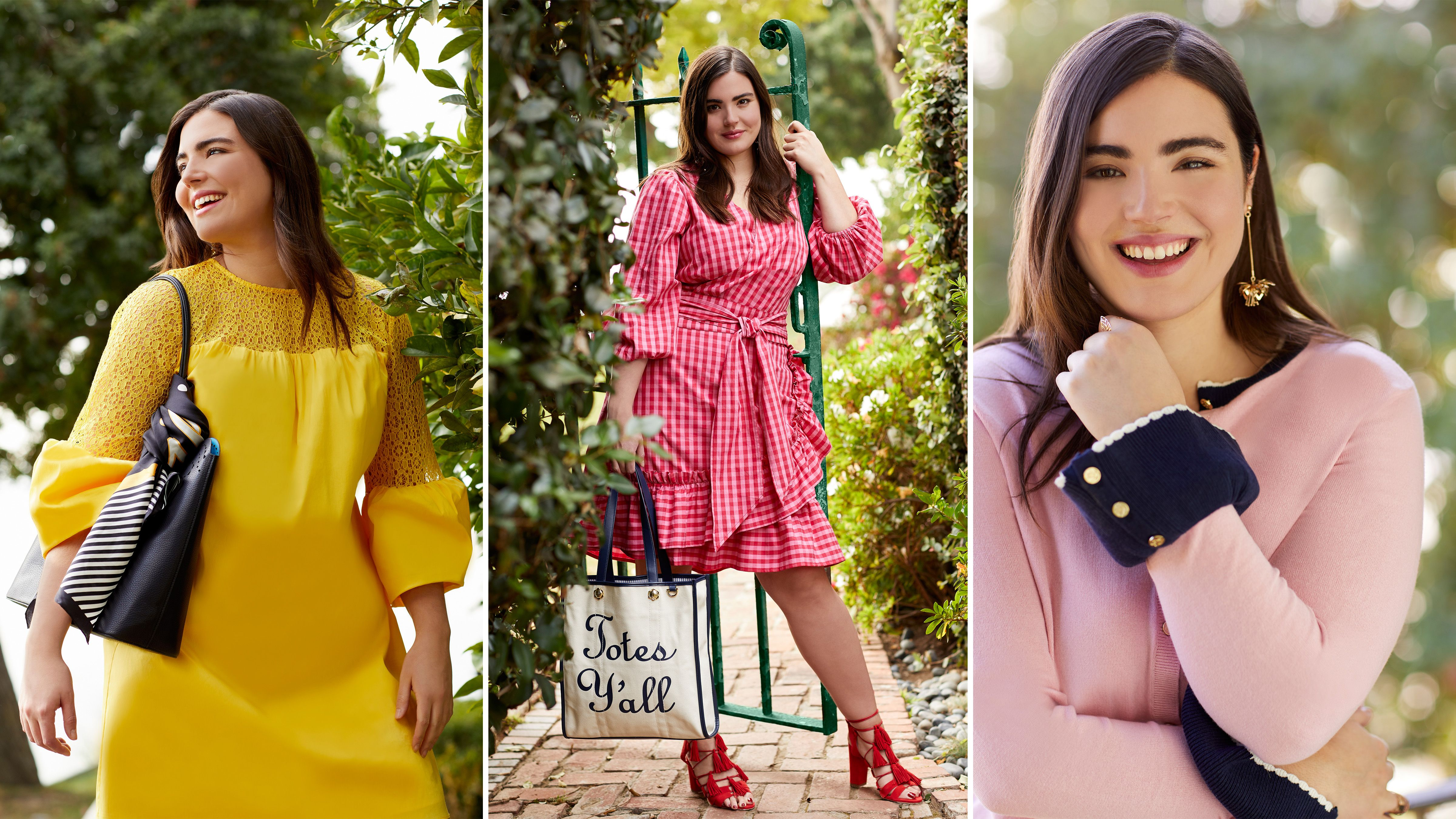 02c5e4bd08525 Reese Witherspoon s Draper James Partners With ELOQUII to Offer Plus-Size  Pieces