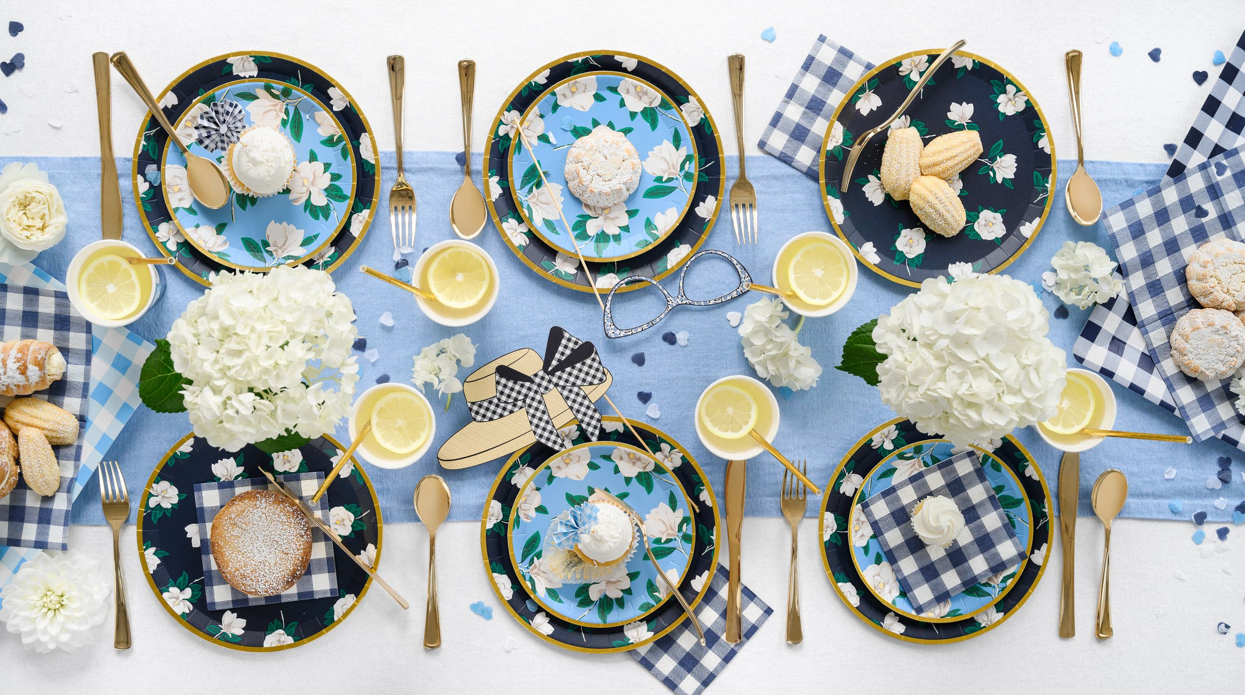 Draper James Just Launched Perfectly Preppy Party Decor