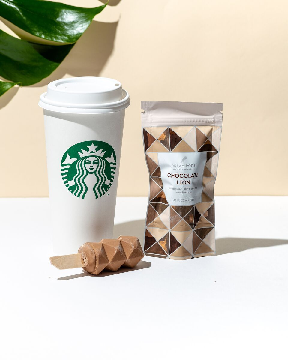 Starbucks Is Selling These Vegan Ice Cream Treats - Starbucks Menu