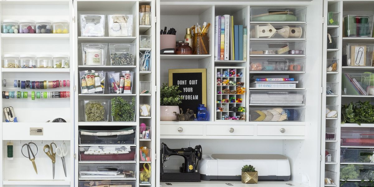 Dreambox Is A Storage Cabinet Meets Workspace For Crafters
